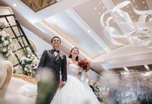 Resepsi Pernikahan Theo & Ilona at Ayana Midplaza Hotel by GoFotoVideo