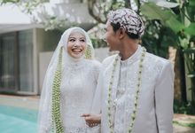 Akad Nikah Luthfiya & Awangga by Azila Villa