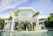 The Wedding Of Mr and Mrs Yeo by Bali Wedding Atelier