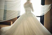 The Wedding of Soner & Novi by ixodia wedding organizer