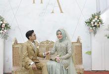 The Wedding Of Hafiz & Ayu by ixodia wedding organizer