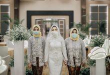Wedding of Hida & Tyo at Eastparc Hotel Yogyakarta by Avinci wedding planner