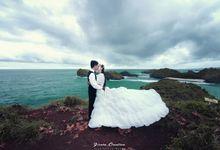 Prewedding by Jirolu Creative
