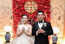 Wedding Of Alex & Sanlia by Eugene & Friends