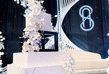 Wedding Cakes by EC Cakery