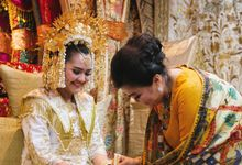 Mirna & Pras Wedding by Akuwedding