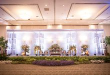 A WEDDING AT JCC by AIRY