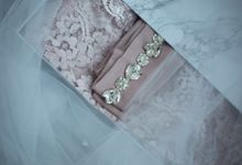 Stephanie Supratman Wedding by Everly Atelier