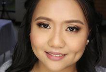 Emai Idos Makeup Artistry - Darwin and Joy Prenup by Emai Idos Makeup Artistry