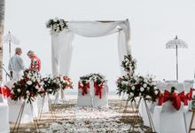 The Wedding of Alex and Maureen by The Bali Dream Decoration