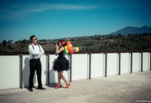Yongky & Yohanna Prewedding by Levin Pictures