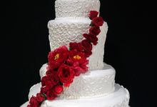 The Wedding Cake by Damai Wedding Cake by Damai Wedding Cake