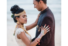 Henna service on Myrin and Sarnia Wedding by Nirvana Henna by Shinta