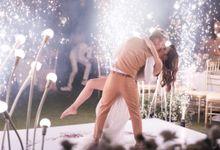 Kim Kurniawan  & Elisa Novia Wedding by Legacy Organizer