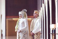 The Wedding of  Buanita & Odit by Soe&Su