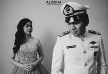 Prewedding of Corryna-Andara at Alissha by Alissha Bride