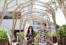 Mr Baron & Mrs Widia Prewedding Photoshoot by a.i