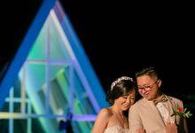 The Wedding of Adrian & Orin by Bloom Wedding Floristry