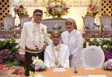 Wedding Risa & Ryan by Grand SLIPI Convention Hall (HIS Corp)