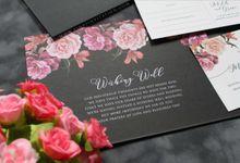 Melik & Grace by Vinas Invitation