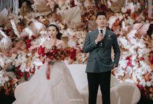 Ritz Carlton Kuningan - Tommy & Catherine by Maestro Wedding Organizer