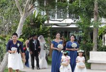 Oka & Dian Wedding by Ungasan Bay View Hotel & Convention Bali