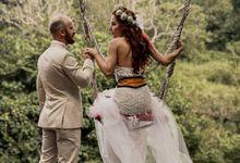Helin and Aydogan Prewedding Photos in Bali by Happy Bali Wedding