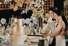 THE WEDDING OF HANSEN & NATHANIA by Jessica Cendana