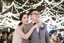 THE WEDDING OF STEVEN & FELEN by Jessica Cendana