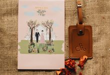 Laksita & Irham by Signore Gift