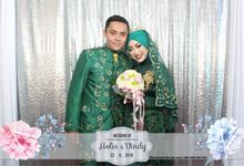 Holis & Vindy by Litbox Photobooth