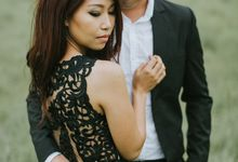 Andrew and Inggrid Pre Wedding by YOU photography