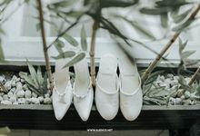The Wedding Of Shella & Lutfi by alienco photography