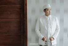 The Wedding Of Shella & Lutfi by alienco photography