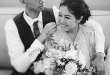 Nabilla Dhana AKAD NIKAH @KUA by Chandira Wedding Organizer