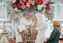 THE WEDDING OF SULIS & FADIL by alienco photography