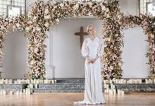 Wedding Magazine Russia by Maria German decor