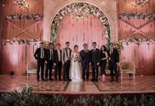 Robby & Alitta Wedding by KEYS Entertainment