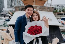 YACHT SURPRISE PROPOSAL by Lily & Co.