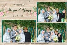 Wedding Of Mega and Yogi by Litbox Photobooth
