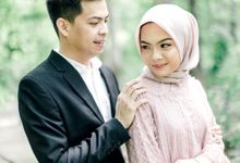 Achdiat & Debby Prewedding by Cyra Photo