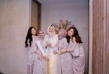 The Wedding of Hani and Roy by Azila Villa