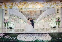 The Wedding of Mario and Jessica by BEST Entertainment and Organizer