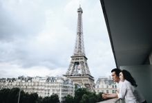 The Engagement Session of Frederic & Jessica by Lavene Pictures