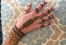 Individual Appointment by Nirvana Henna by Shinta