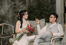 INTERNATIONAL FUNNY WEDDING DAY OF LINTANG & FRANSISKUS by Kimus Pict