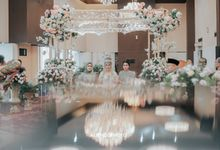 SOVEREIGN PLAZA WEDDING OF ADINE & BASKORO by alienco photography