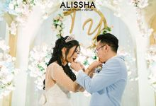 Wedding Day Yeda-Thomas at Novotel Mangga Dua part 2 by Alissha Bride