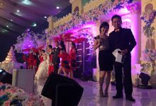 Wedding Tan Bo Rong & Inge Carina by MC Mandarin Linda Lin