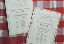 25th Anniversary Private Dinner of Irene Tow & Robertus Hartono by Bozza Event Organizer